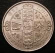 London Coins : A148 : Lot 1839 : Florin 1883 ESC 859 EF slabbed and graded CGS 65