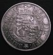 London Coins : A148 : Lot 2611 : Halfcrown 1818 ESC 621 VF slabbed and graded CGS 40 (UIN 25978)