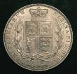 London Coins : A148 : Lot 2632 : Halfcrown 1876 ESC 699 EF, slabbed and graded CGS 65 (UIN 29028)