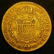 London Coins : A148 : Lot 862 : Spain 2 Escudos 1796 MF KM#435.1 About Fine