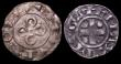 London Coins : A149 : Lot 1136 : France - Feudal, Denier (2) Dauphine de Vienna (c.1200-1250) VF, Bishops of Maguelonne (11th to 13th...