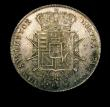 London Coins : A149 : Lot 1230 : Italian States - Tuscany Quattro (4) Fiorini 1859 Leopold II Craig 75b Unc or near so with a few con...