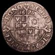 London Coins : A149 : Lot 1771 : Sixpence Charles I 1625 First Bust in Coronation robes S.2805 mintmark Lis, Fine with some old small...