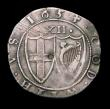 London Coins : A149 : Lot 1833 : Shilling Commonwealth 1654 ENGLND error ESC 992, Extremely rare, rated R4 by ESC (11-20 examples bel...