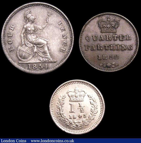 groat 1852 buy and sell english coins auction prices. Black Bedroom Furniture Sets. Home Design Ideas