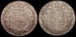 London Coins : A149 : Lot 2276 : Halfcrowns (2) 1903 ESC 748 VG, 1906 ESC 751 EF with some contact marks