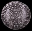 London Coins : A149 : Lot 2587 : Sixpence 1658 Cromwell a base metal copy of good style VF