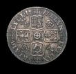 London Coins : A149 : Lot 2623 : Sixpence 1717 Roses and Plumes ESC 1597 Approaching VF/VF with a couple of thin scratches on the obv...