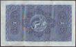 London Coins : A149 : Lot 402 : Scotland British Linen Bank £20 dated 25th June 1949 series O/4 10-428, Mackenzie signature, P...