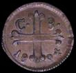 London Coins : A150 : Lot 1068 : Italian States - Naples 3 Cavalli 1804 KM#237 GVF/NEF with a small edge crack