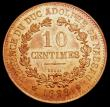London Coins : A150 : Lot 1095 : Luxembourg 10 Cents 1889 Essai in copper KM#E15 Lustrous red Unc