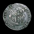 London Coins : A150 : Lot 1196 : Scotland 60 Shillings James VI Scottish Arms in first and fourth quarters S.5502 Near Fine/About Fin...
