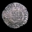London Coins : A150 : Lot 1754 : Halfgroat Henry VIII Posthumous issue (1547-1551) Southwark Mint S.2411 no mintmark VG/Fine with sur...