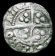 London Coins : A150 : Lot 1789 : Penny Richard II York Mint Local dies S.1692 pellet above each shoulder Fine