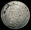 London Coins : A150 : Lot 1801 : Shilling Charles I Pattern or Medalet in silver 1628 by N.Briot 29mm diameter, Eimer 112, North 2676...