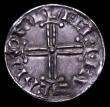 London Coins : A151 : Lot 2097 : Penny Edward the Confessor Hammer Cross type Chester Mint, moneyer Hascarl? S.1182 North 828 VF tone...