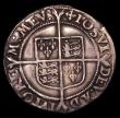 London Coins : A151 : Lot 2119 : Shilling Elizabeth I Second Issue S.2555 Mintmark Cross Crosslet VF full and round with a couple of ...