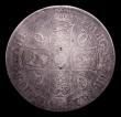 London Coins : A151 : Lot 2161 : Crown 1684 ESC 67 Fair with some misty areas, Rare