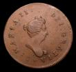 London Coins : A151 : Lot 2753 : Medalet or Pattern Halfpenny William and Mary Peck 636, undated, listed by Peck under 'uncertai...