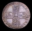 London Coins : A152 : Lot 3393 : Sixpence 1711 Small Lis ESC 1596 GEF with hints of gold tone, the obverse with a few light contact m...