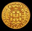 London Coins : A153 : Lot 1113 : Portugal 1000 Reis (Quartino, 1200 Reis) 1741 KM#182 VF