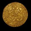 London Coins : A153 : Lot 1953 : Noble Edward III Pre-Treaty, S.1490 type G, 7.39 grammes, Fine or better