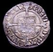London Coins : A153 : Lot 2116 : Halfgroat Henry VII Profile issue, York Mint, Archbishop Bainbridge, keys below shield, S.2262 mintm...