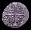 London Coins : A153 : Lot 2119 : Halfpenny Henry VI Annulet issue, annulets at neck, Calais Mint, S.1849 VF toned with some weakness ...
