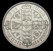 London Coins : A153 : Lot 2203 : Florin 1887 ESC 866 46 arcs GEF/UNC the reverse retaining much lustre