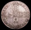 London Coins : A153 : Lot 2493 : Crown 1688 8 over 7 ESC 81, also with unbarred A in IACOBVS and second A unbarred in GRATIA (see foo...