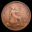London Coins : A153 : Lot 3167 : Penny 1862 Freeman 38 dies 2+G, Gouby BP1862A Extremely Rare rated R18 by Freeman, Jerrams states in...