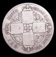 London Coins : A154 : Lot 1966 : Florin 1870 ESC 836, Davies 751 dies 3A top cross does not touch border beads, Die Number 4, VG and ...