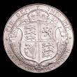 London Coins : A154 : Lot 2215 : Halfcrown 1904 ESC 749 About UNC/UNC the obverse with minor contact marks and rim nicks as almost al...