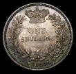 London Coins : A154 : Lot 2566 : Shilling 1856 A's on obverse joined at their bases, O of VICTORIA broken at it's base, CGS...