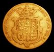London Coins : A154 : Lot 2792 : Sovereign 1826 Marsh 11, 7.73 grammes, VG