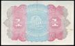 London Coins : A154 : Lot 376 : Western Samoa £1 Treasury Note dated 10th December 1959 series No.492043, Pick8Ab, 2.5cm repai...
