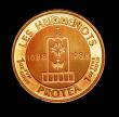 London Coins : A154 : Lot 543 : South Africa Protea 1988 300th Anniversary of Huguenots KM#127 nFDC in the red box of issue