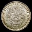 London Coins : A154 : Lot 773 : China Kiangnan Province 20 Cents CD1901 HAH in legend, Y#143a.7 GEF nicely toned