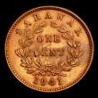 London Coins : A154 : Lot 902 : Sarawak One Cent 1941H KM#12 EF with a few flecks of dirt in the legend, extremely rare with only 50...