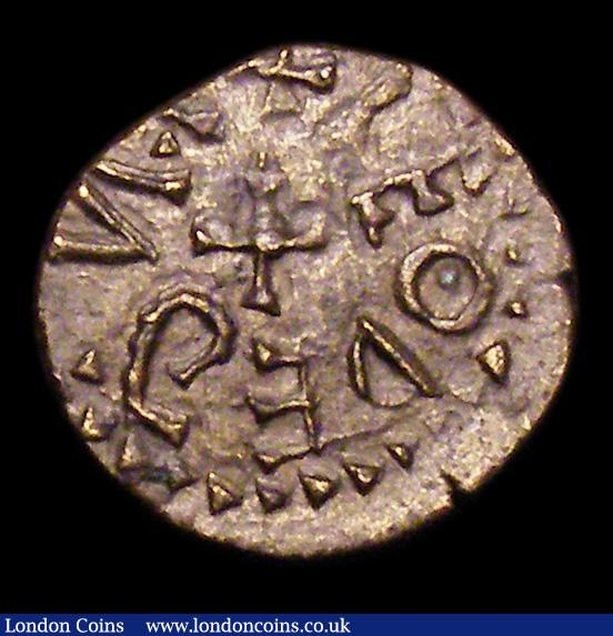 Styca, Kings of Northumbria, Aethelred II (First Reign 841-843/4) S.865 moneyer Leofdegn VF : Ancient Coins : Auction 155 : Lot 472