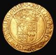 London Coins : A155 : Lot 480 : Crown of the Double Rose Henry VIII HK S.2273 mintmark Rose About VF with a small flan crack and nea...