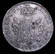 London Coins : A156 : Lot 1069 : Austrian Netherlands Half Ducaton 1750 KM#7 Fine/Good Fine, toned