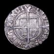 London Coins : A156 : Lot 1739 : Halfgroat Henry VIII Sede Vacante Issue (1530-1531) S.2347 mintmark Key Fine with a couple of small ...