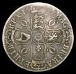London Coins : A156 : Lot 1848 : Crown 1684 ESC 67 VG the reverse slightly weak on the 84 of the date as often on this year