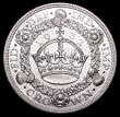 London Coins : A156 : Lot 1933 : Crown 1932 ESC 372 EF with a flan flaw on the King's beard