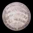 London Coins : A156 : Lot 703 : 19th Century Wales - Brecknockshire Shilling undated, George North's General Wagon Warehouse, D...