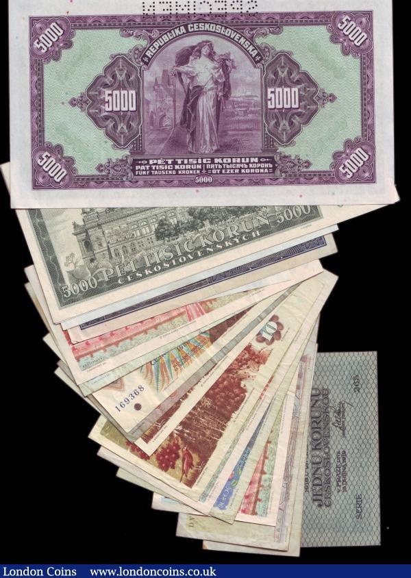 50 Korun : Auction Prices