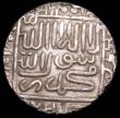 London Coins : A157 : Lot 1457 : India - Muslim Sultans of Delhi Silver Rupee Sultans of Delhi, Suris dynasty, Muhammad Adil Shah (15...