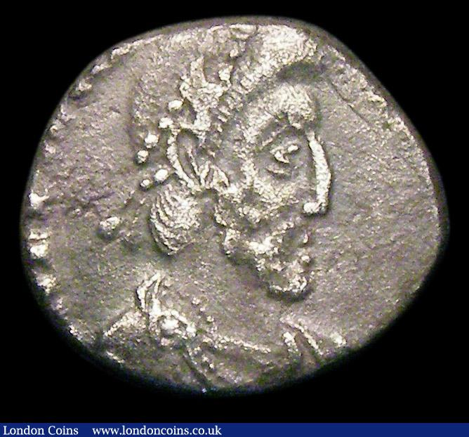 Eugenius  Ar siliqua  C, 392-395 AD  Rev