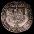 London Coins : A157 : Lot 1910 : Halfcrown Charles II Hammered issue type C with mark of value and inner circles, MAG BRI FRA legend ...